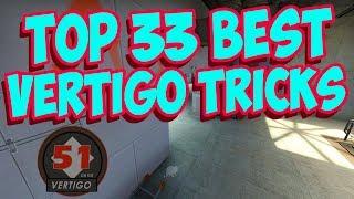 Top 33 BEST VERTIGO TRICKS CSGO