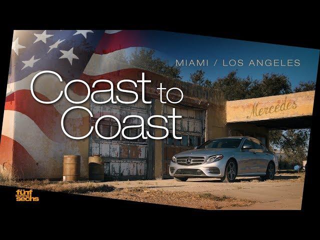 Our Epic U.S. Roadtrip From Coast To Coast (German/English), #mbc2c Pt. 1