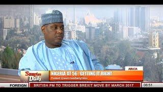 Nigeria's Problem Is Bad Leadership - Rabiu Rabiu Pt 1