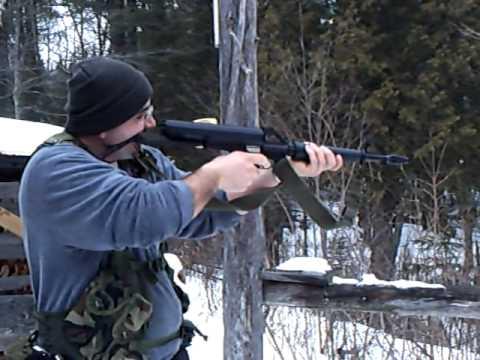 WTS: Calico M-100 22 Carbine, 100 Round Magazine