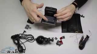 Автомобильный видеорегистратор c антирадаром Neoline X-COP 9500S