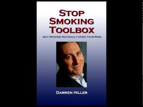 Stop Smoking Book By Darren Hiller