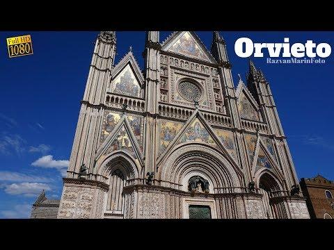 Italia(Umbria).Orvieto 1080p 60Hz