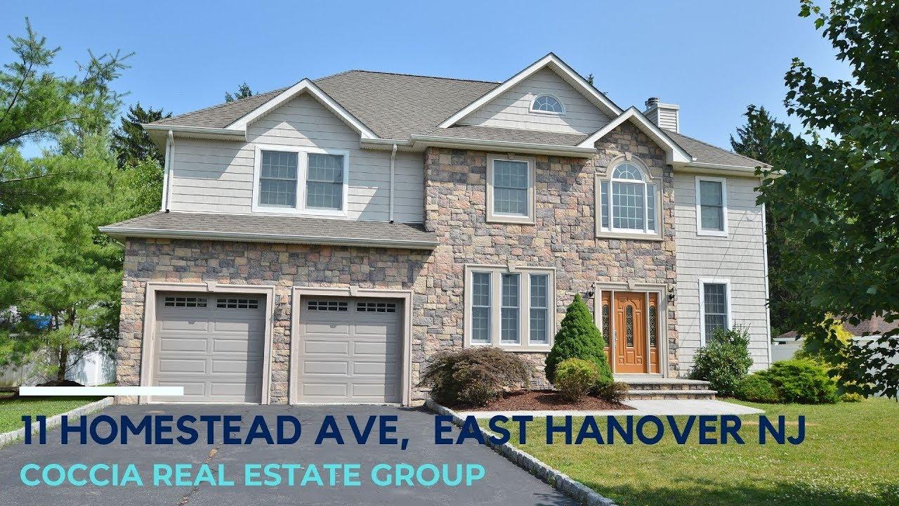 11 Homestead Ave. | Homes for Sale East Hanover NJ