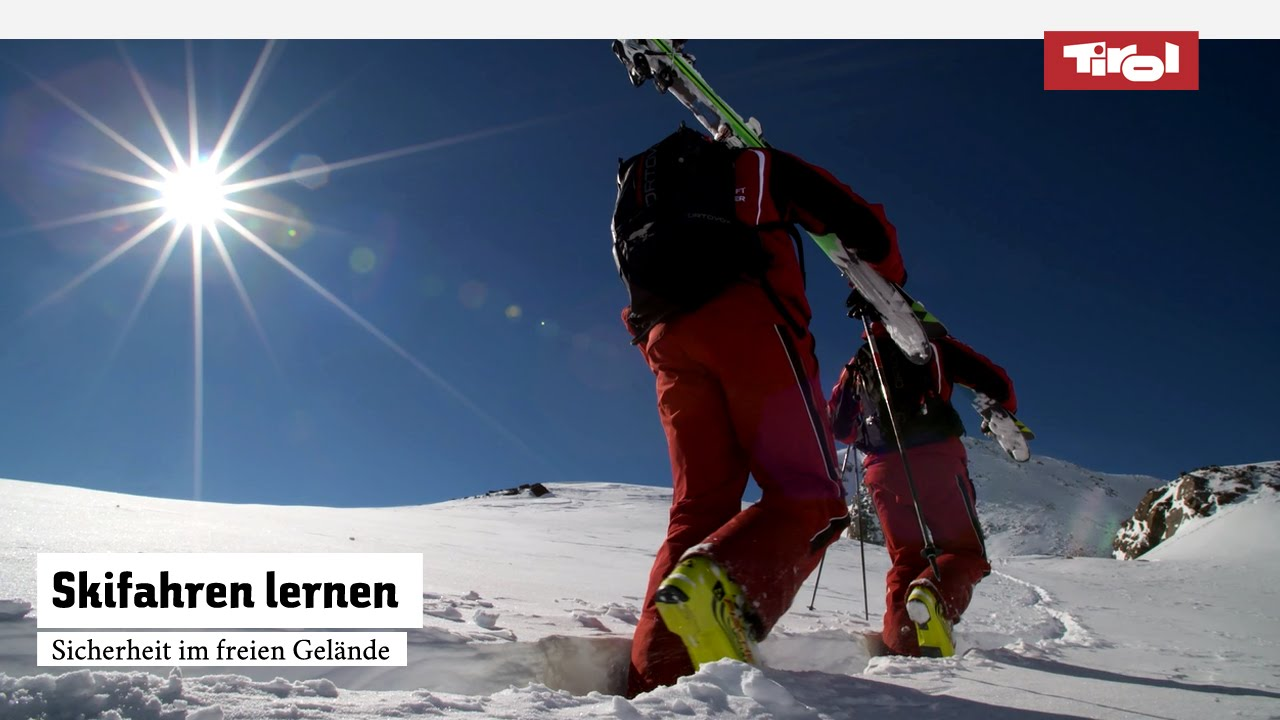 Wie kinder skifahren lernen mama und die matschhose