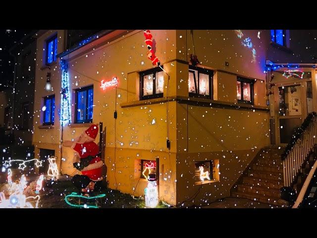 Concours maisons et balcons illuminés : les photos