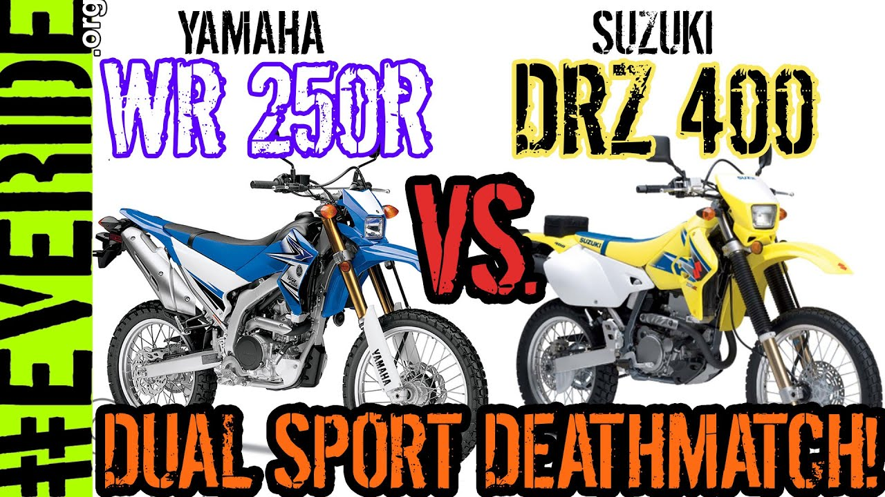 Dual Sport Yamaha