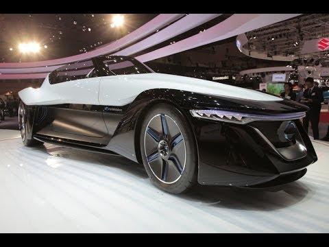 2014 Nissan BladeGlider Concept - 2013 Tokyo Motor Show