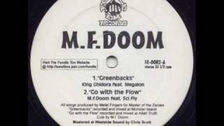 MF DOOM featuring Sci Fi - Go With The Flow (original verison)
