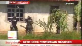 Detik Detik Penyergapan Noordin M Top