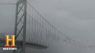 Life After People: Shaky Bridges | History
