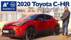 2020 Toyota C-HR Hybrid 2.0 Orange Edition - Kaufberatung, Test deutsch, Review, Fahrbericht