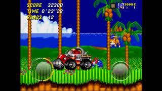 "Sonic 2 2013 - Emerald Hill 2: 32""05 (Speed Run)"