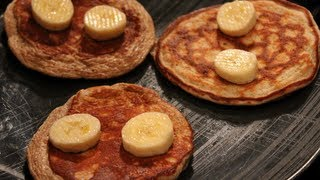 ★ Easy To Make Protein Pancakes (no Oats Or Flour, Gluten-free)