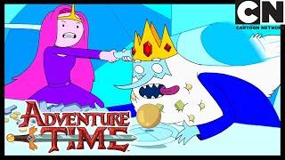 Broke His Crown | Adventure Time | Cartoon Network