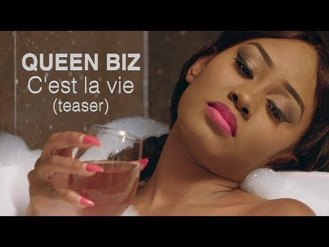 Le nouveau clip de Queen Biz « C'est La Vie »