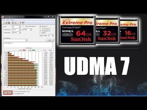 Карта памяти Compact Flash (Псевдо UDMA7 от SanDisk)
