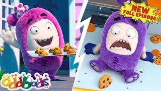 ODDBODS | Jeff VS Newt At Bake Off | NEW Full Episode | Cartoons For Kids