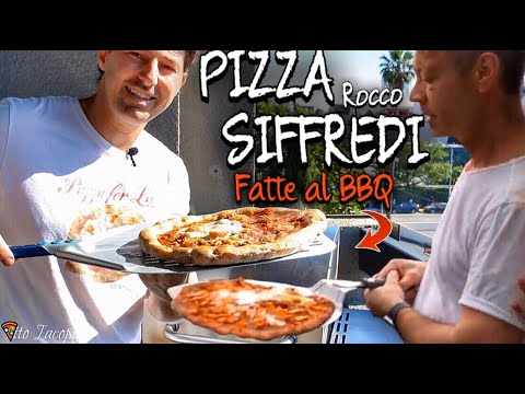 PIZZA SIFFREDI!!! Due Pizze Fatte Nel BBQ / 2 Pizza made in BBQ from YouTube · Duration:  18 minutes 25 seconds