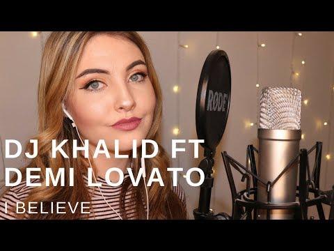 DJ KHALID FT DEMI LOVATO - I BELIEVE (A Wrinkle in Time)