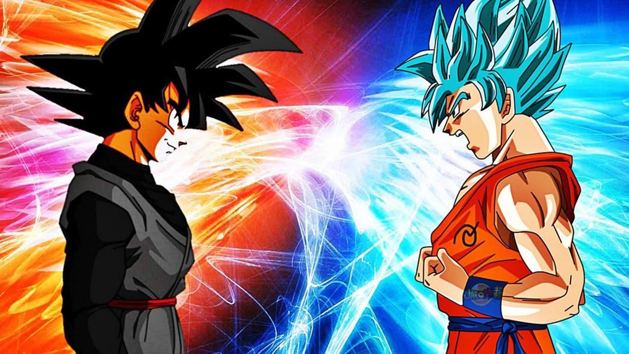 4k goku black vs super saiyan god super saiyan goku one - Foto goku super saiyan god ...