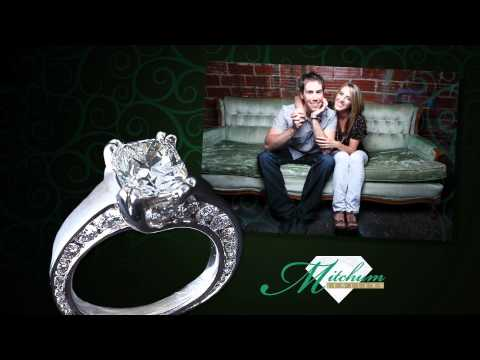 Engagement Rings Springfield MO - Engagement Commercial 2011 from MItchum Jewelers