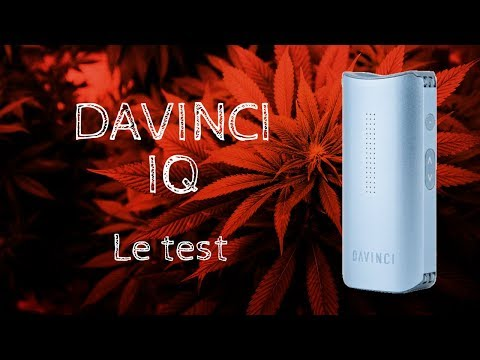 Test Davinci IQ, Presentation et Avis du Vaporisateur Davinci