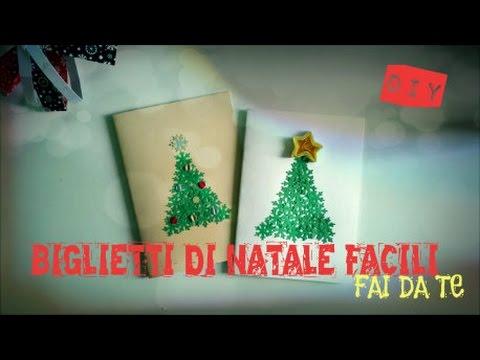 Biglietti auguri di natale facili lavoretti natalizi fai for Camino finto fai da te natale