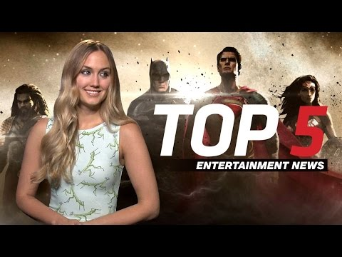 Weekly Top 5: Justice League and Warcraft Movie News - IGN Daily Fix