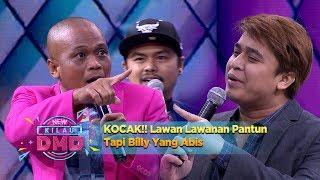 KOCAK!! Lawan Lawanan Pantun Tapi Billy Yang Abis - New Kilau DMD (16/1) MP3