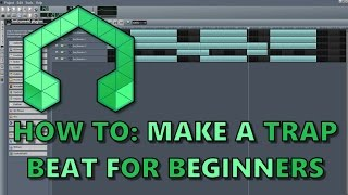 How to: Make a Trap Beat for Beginnners in LMMS (or any software)