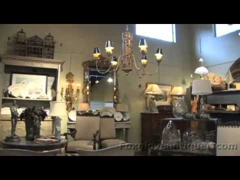 Foxglove Antiques Gallery Tour