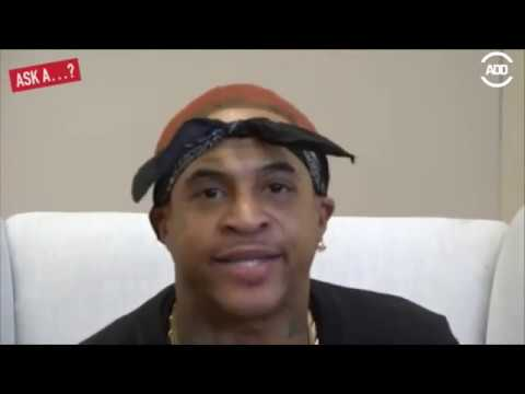 Orlando Brown Answers Infamous Question
