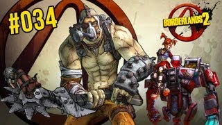 Borderlands 2 [Krieg Psycho Mania/Hellborn][Mechromancer Anarchy][Alle DLCs] DE/LPT #034