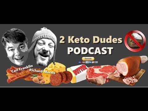2 Keto Dudes Episode 51 - Adipose in Insulin Resistance Cascade