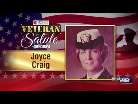 Veteran Salute: Joyce Craig