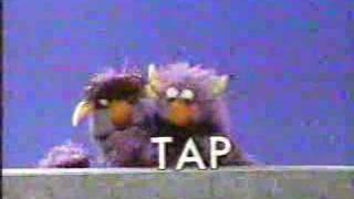 "Classic Sesame Street - The 2-headed Monster ""TAP"""