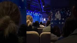 Brooke Simpson sings Amazing Grace at Shepard Church Porter Ranch California
