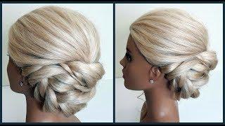 Прически.Подробное обучение по прическам.Course on hairstyles.Beautiful hairstyles