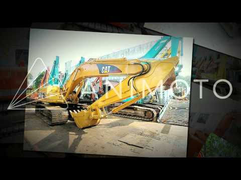 Construction Equipment in Singapore | Kranji Auto and Machinery Trading