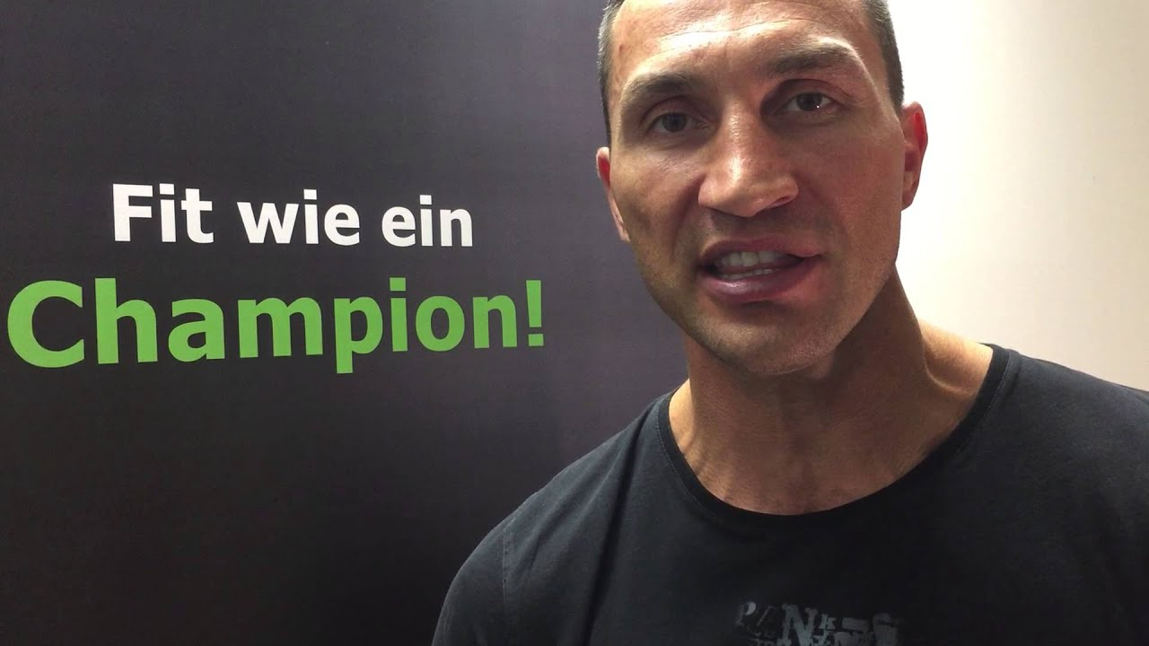 Klitschko Body Performance Test