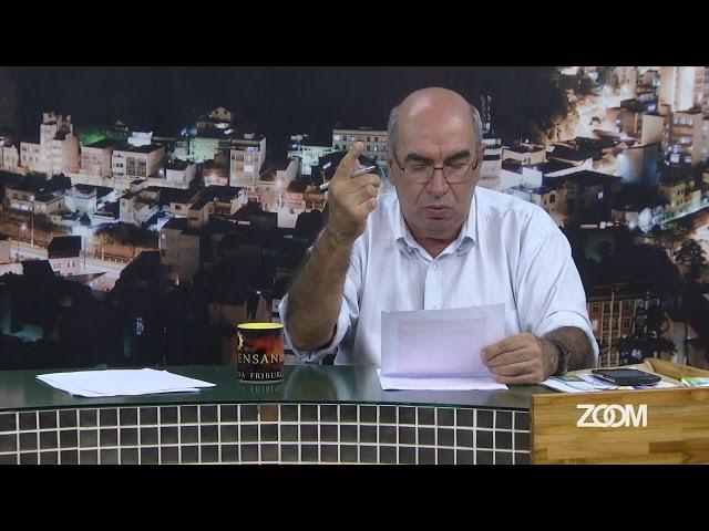 13-12-2019 - PENSANDO NOVA FRIBURGO - Dermeval Barbosa Moreira Neto