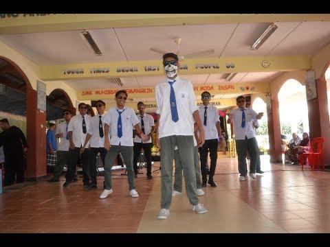 Lagi Syantik Dance SMK Muhibbah, Sg. Siput