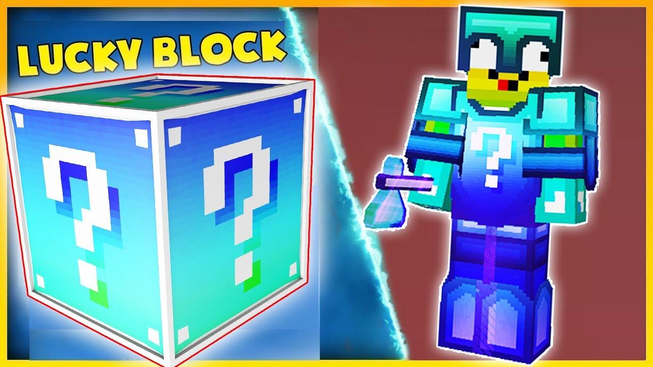 T Gaming Thử Thách Sinh Tồn Đập 128 Lucky Block Thần Bí ** Noob Chế Tạo Đồ Thần Bí Vip Minecraft