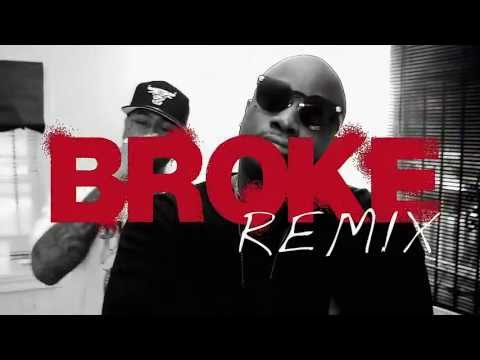 Gritty Boi Ft. Alley Boy, Big Bank Black, Veli Sosa - Broke Remix [Label Submitted]