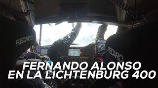 Fernando Alonso con Toyota en la Lichtenburg 400 | SoyMotor.com