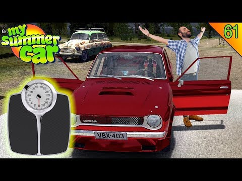 ÚLTIMOS PREPARATIVOS | MY SUMMER CAR Gameplay Español