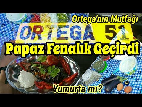 Papaz Fenalık Geçirdi / Ortega'nın Mutfağı