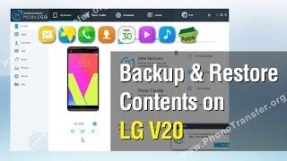 Video How to Backup & Restore Contents on LG V20 download MP3, 3GP, MP4, WEBM, AVI, FLV Juni 2018