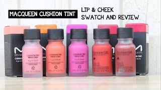 MacQueen Lip & Cheek Cushion Tint